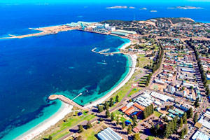 Esperance waterfront project