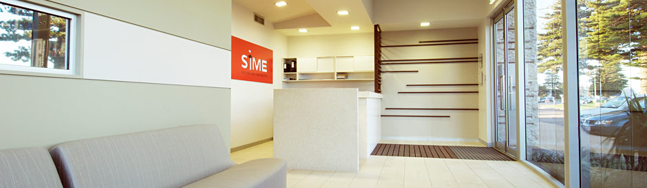 Sime building